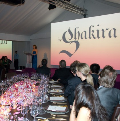 Presentación <br />S by Shakira