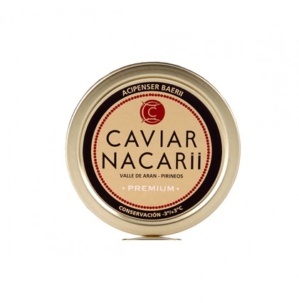 Packaging <br />Caviar Nacarii