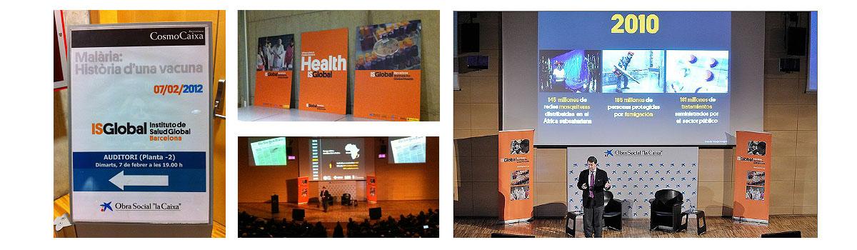 Presentación ISGlobal