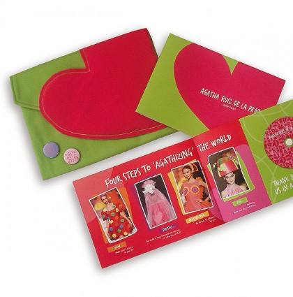 Press Dossier<br /> Agatha Ruiz <br />de la Prada