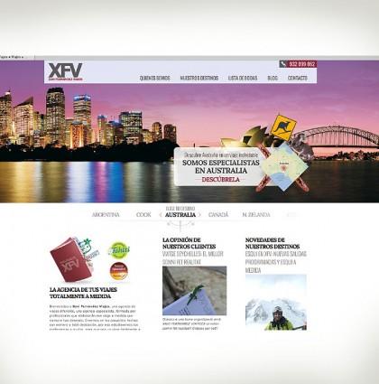 Website XFV