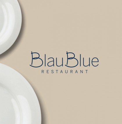 Blau Blue, <br /> el restaurante