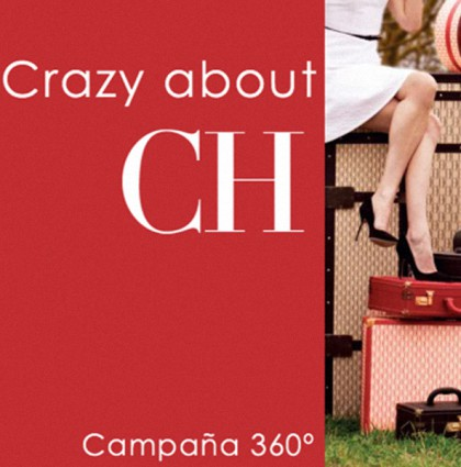 Flash <br />Carolina Herrera