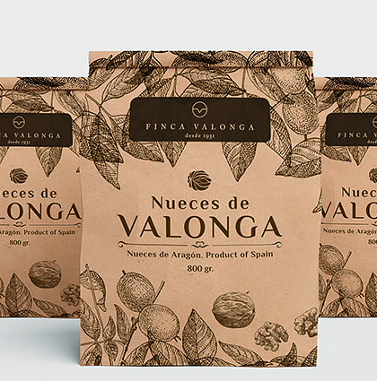 Nueces de Valonga